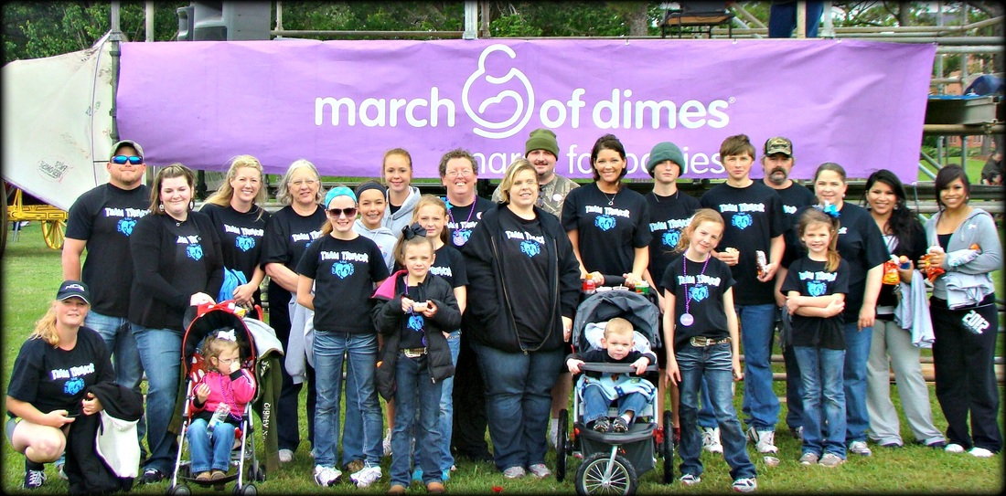 march for babies blog
